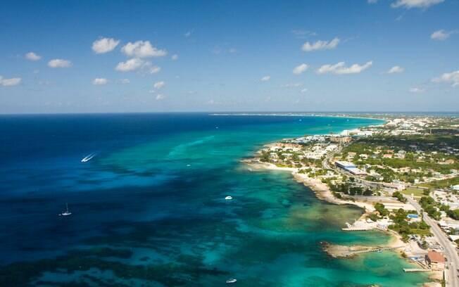 Há atrações durante o ano inteiro nas Ilhas Cayman