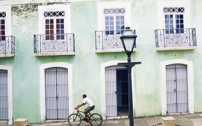 Casarões do centro histórico de São Luís foram declarados Patrimônio Cultural da Humanidade