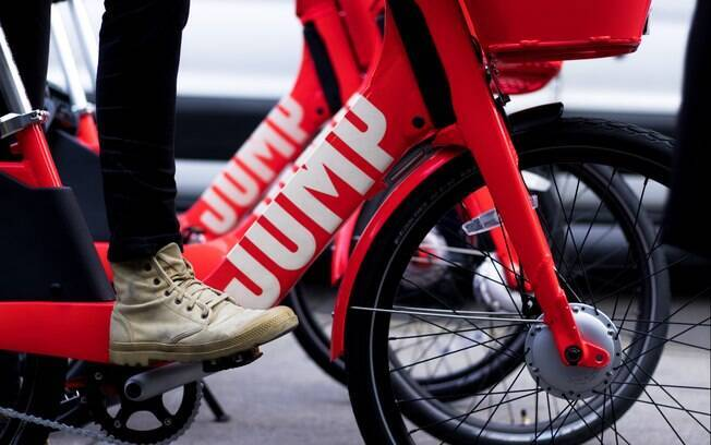 Bikes elétricas do Uber devem chegar ao Brasil em 2019