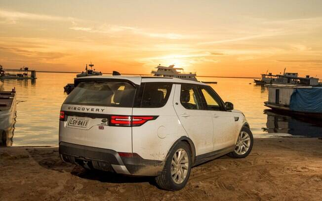 O novo Discovery é um pouco mais em conta que Audi Q7 e Volvo XC90, seus concorrentes no segmento de luxo