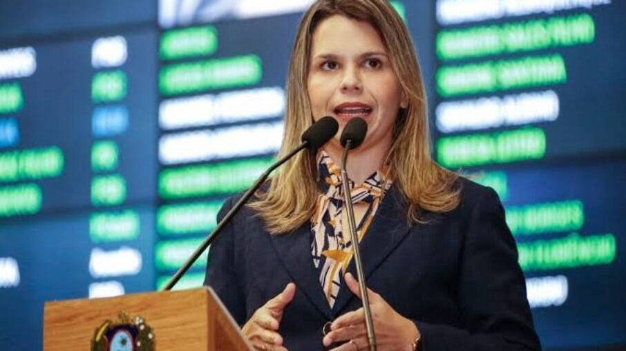 Deputada estadual Clarissa Tércio (PSC)