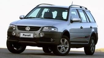 Conheça a história da perua VW Parati, que fez sucesso por 30 anos