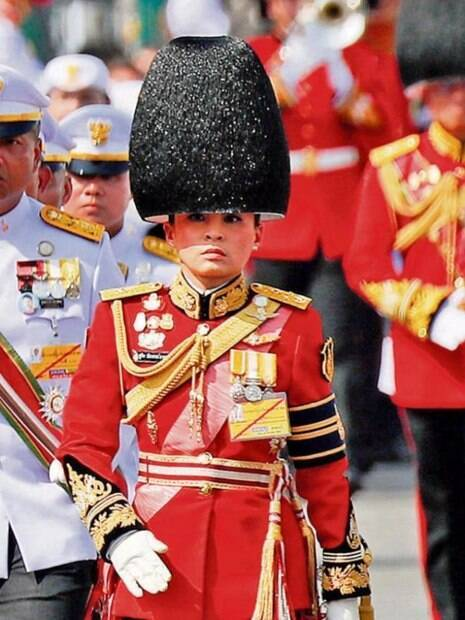 rainha tailândia