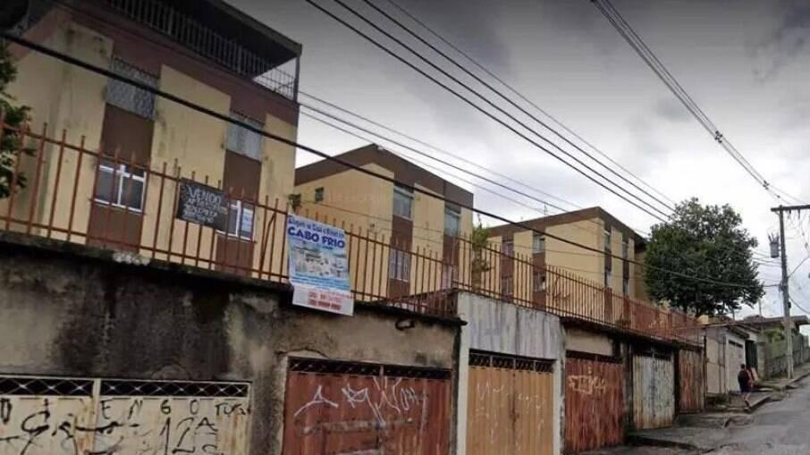 Local em que mulher foi assassinada em BH