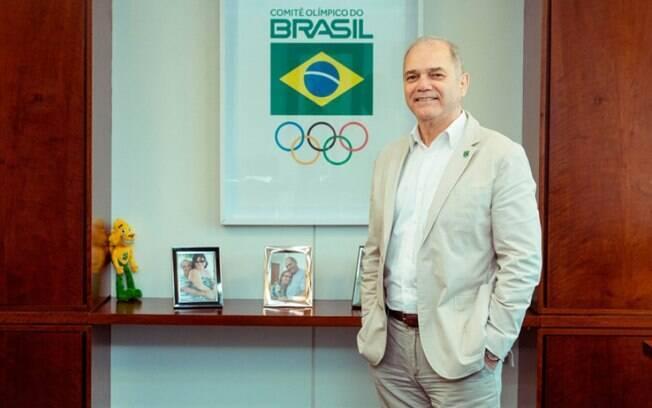 Paulo Wanderley%2C presidente do COB