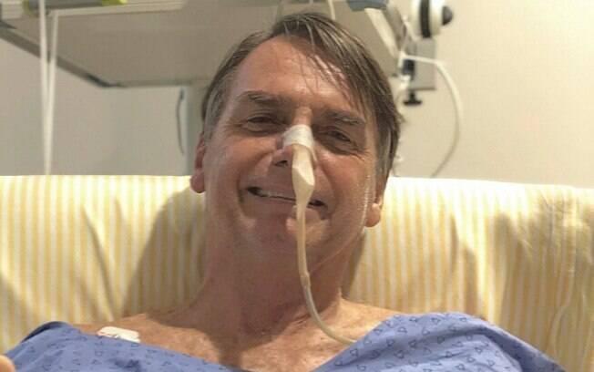 O presidente Jair Bolsonaro passou por uma endoscopia