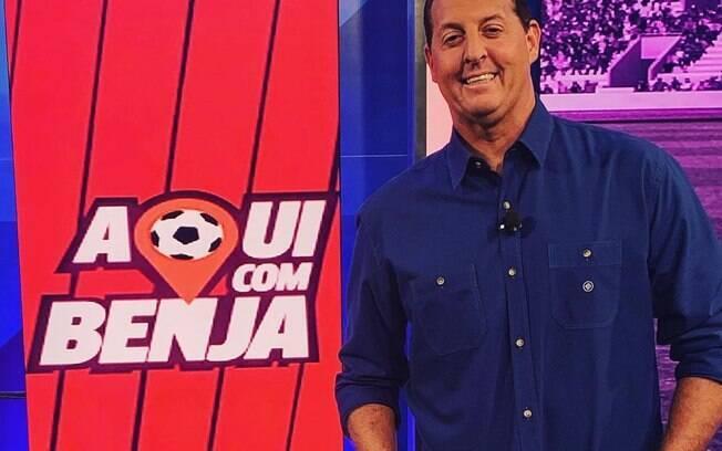 Benja fala sobre vitória do São Paulo