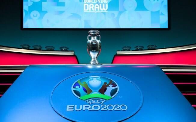 Sorteio das Eliminatórias da Euro 2020 aconteceu ainda no final de 2018 e definiu os chaveamentos