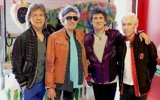 Rolling Stones não estão dispostos a abdicar do trono de maior banda do rock