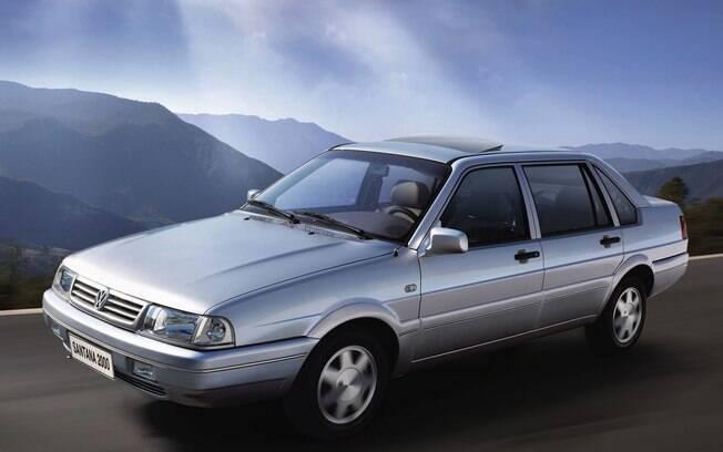 Volkswagen Santana 2000: versão chinesa era quase igual a que foi vendida no Brasil, exceto por detalhes , como as rodas