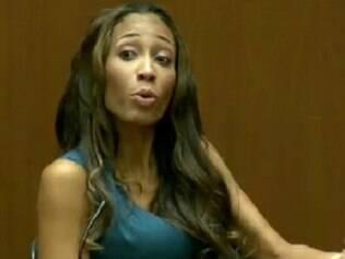 Nicole Alvarez, a testemunha mais importante do dia