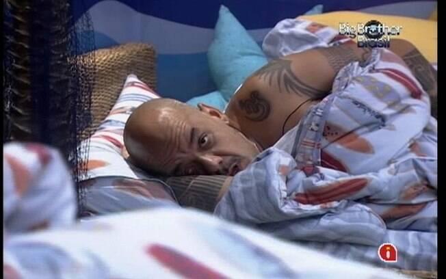 João Carvalho faz planos para quando sair do confinamento