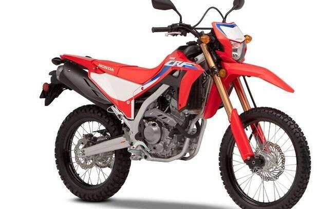 Honda CRF 300Lmuda bastante, inclusive com novo motor e alterações em toda a estrutura