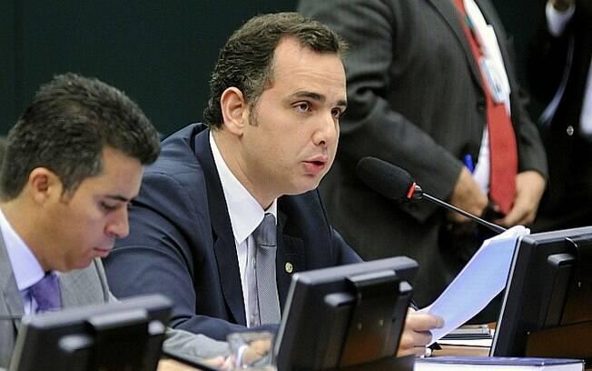 Presidente da CCJ,  Rodrigo Pacheco (PMDB-MG), afirmou que a denúncia contra Michel Temer não será desmembrada