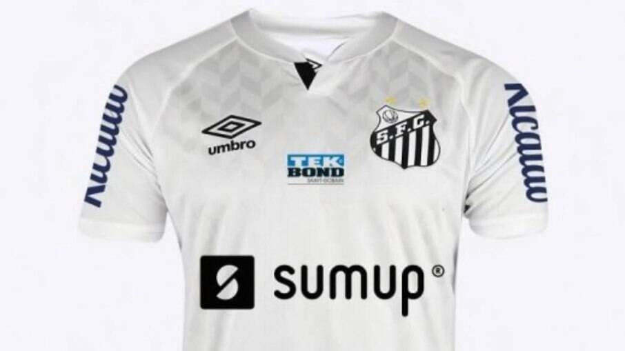 Santos anuncia patrocínio máster