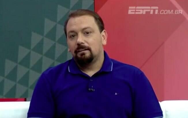 Alê Oliveira foi demitido da ESPN após ser acusado de racismo