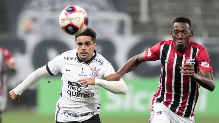 Sormani crava favoritismo do Corinthians em eventual final contra o SPFC