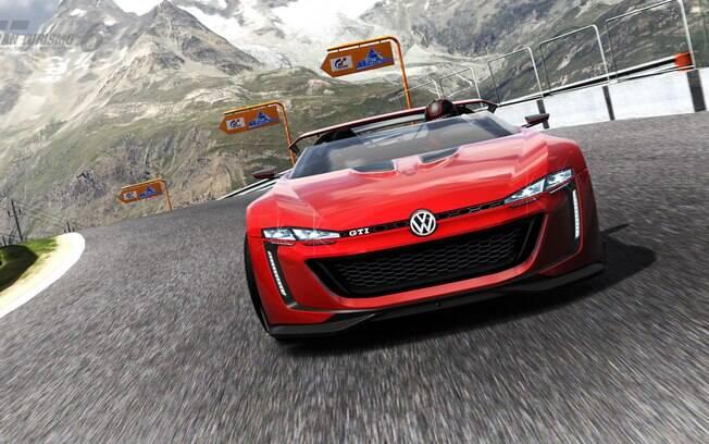 O Volkswagen GTI Roadster remete ao Golf GTI,, um dos esportivos mais clássicos da história, tanto no design do conversível quanto no motor 3.0 VR6 de 503 cv.