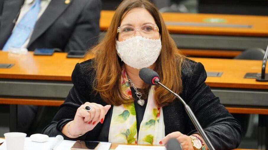 Presidente da CCJ, Bia Kicis