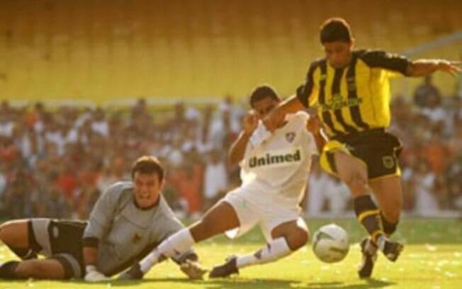 Em 2005, o Volta Redonda conquistou a Taça Guanabara e perdeu para o Fluminense na final do Carioca