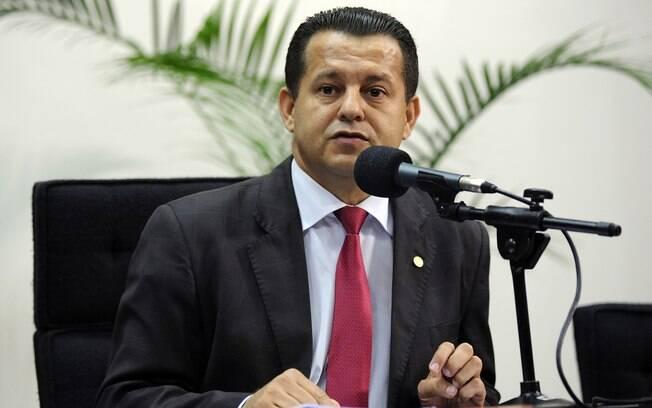 O deputado Valtenir Pereira (MT) é indicado do PMDB para a comissão do impeachment.. Foto: Lucio Bernardo Jr./ Câmara dos Deputados - 28.05.15