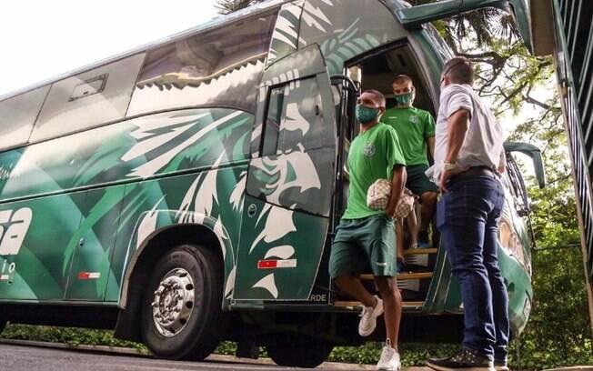 Guarani ter dois desfalques para o jogo de quarta-feira