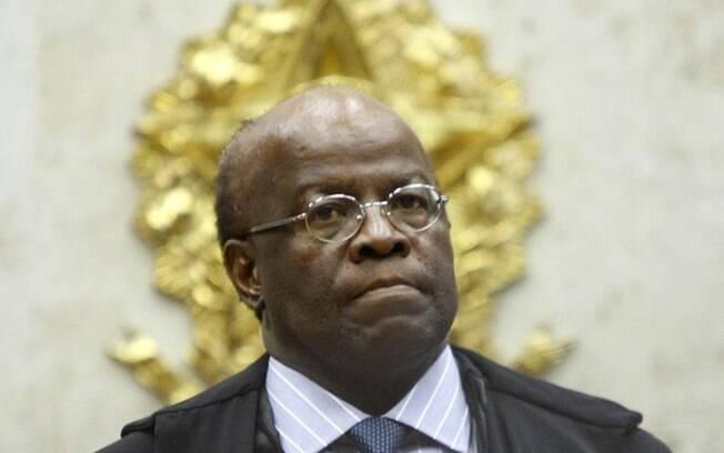 Joaquim Barbosa: ministro do Supremo que se tornou símbolo do julgamento do mensalão