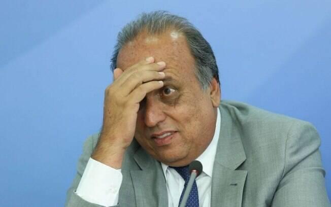 Pezão foi preso durante a Operação Boca de Lobo, baseada na delação premiada do operador financeiro Carlos Miranda