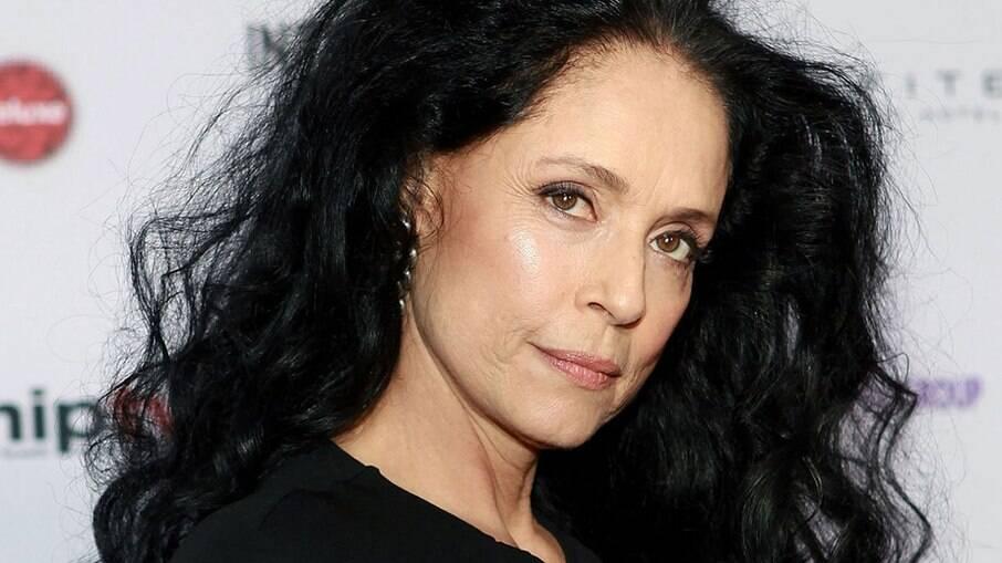 Sônia Braga, atriz e roteirista