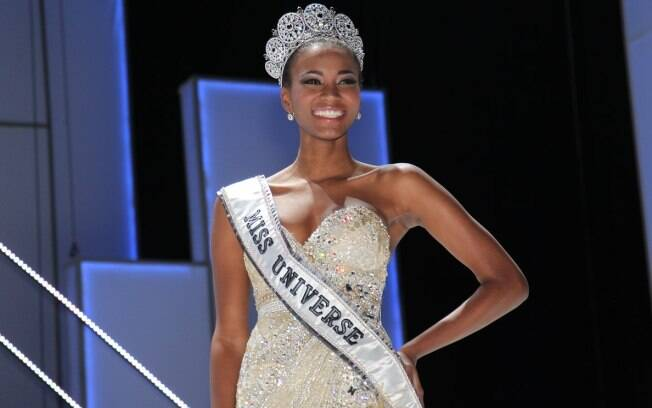 Leila Lopes a Miss Universo 2011
