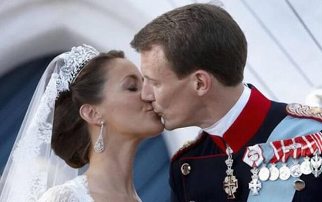 Casamento de Joachim, Príncipe da Dinamarca e Marie Cavallier