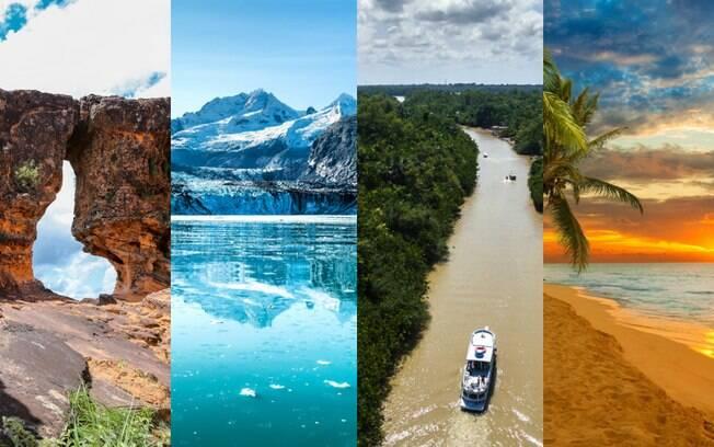 São muitos os lugares para viajar em 2019 e você pode aproveitar para escolher destinos diferentes para isso
