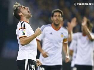 Valencia vem retomando o bom futebol depois de algumas temporadas como coadjuvante