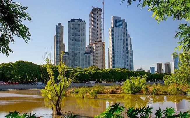 Os passeios em Buenos Aires são variados porque a cidade conta com uma mistura de estilos