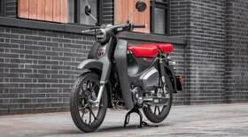 Honda C125 Super Cub 2021 fica mais confortável; veja