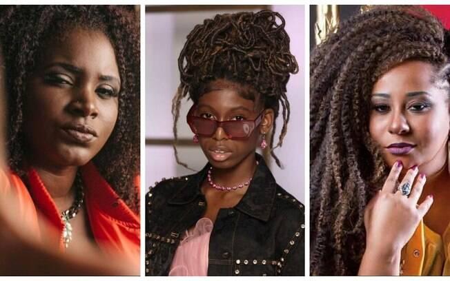 Kamila CDD, Mc Soffia e Karla da Silva são representantes do empoderamento feminino na cena musical brasileira
