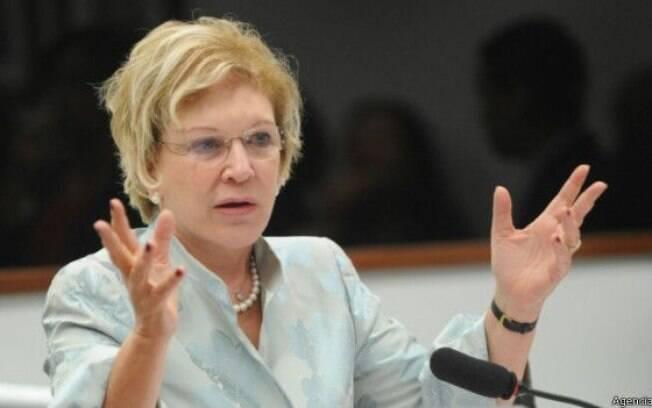 Marta Suplicy, ex-mulher de Eduardo, deixou o PT e foi para o PMDB