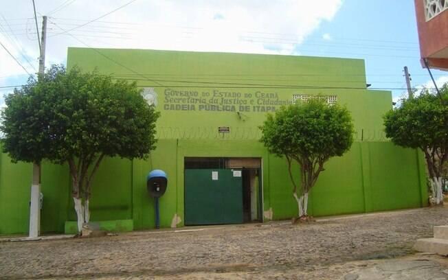 Cadeia Pública de Itapajé está localizada a 130 quilômetros de Fortaleza, capital do Ceará