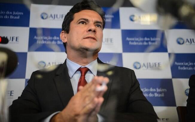 O juiz federal Sérgio Moro: cerco se aperta contra empresários acusados de esquemas de desvios