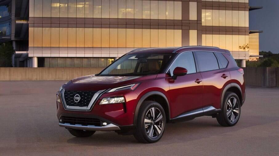 Nissan X-Trail pode vir ao Brasil para disputar fatia do mercado dominado pelo Jeep Compass