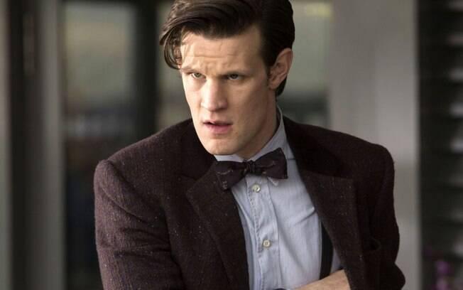 """Matt Smith  em """"Doctor Who"""""""