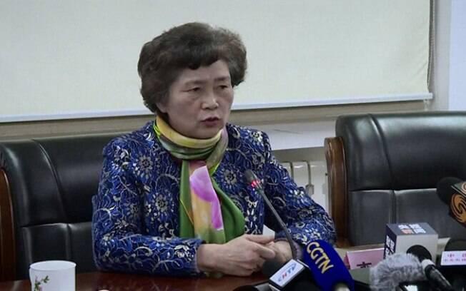 Li Lanjuan, da da Escola de Medicina da Universidade de Zhejiang, na China, diz que governo chinês agiu corretamente