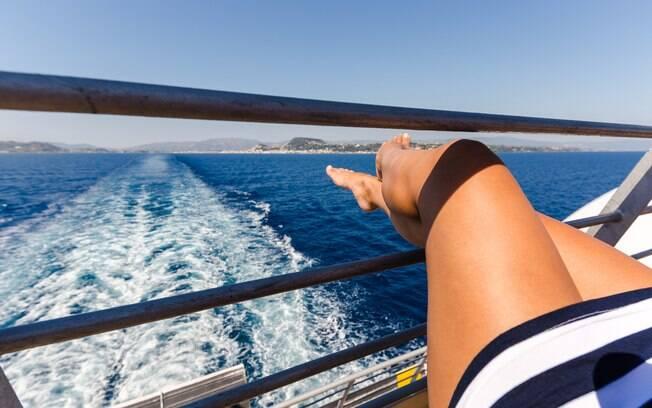 Com uma extensa lista de opções de lazer à disposição, dificilmente fazer uma viagem de navio será algo tedioso