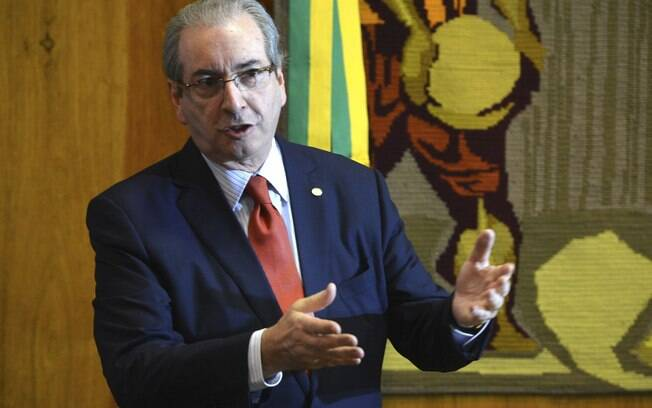 O presidente da Câmara dos Deputados, Eduardo Cunha, deu o que falar no ano de 2015
