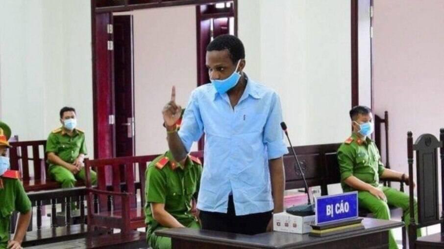 Jogador nigeriano é sentenciado à morte