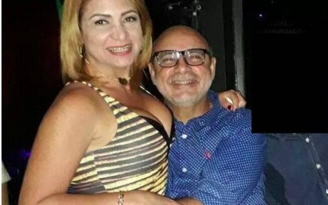 Márcia Oliveira de Aguiar está sendo investigada junto com o marido Fábricio Queiroz