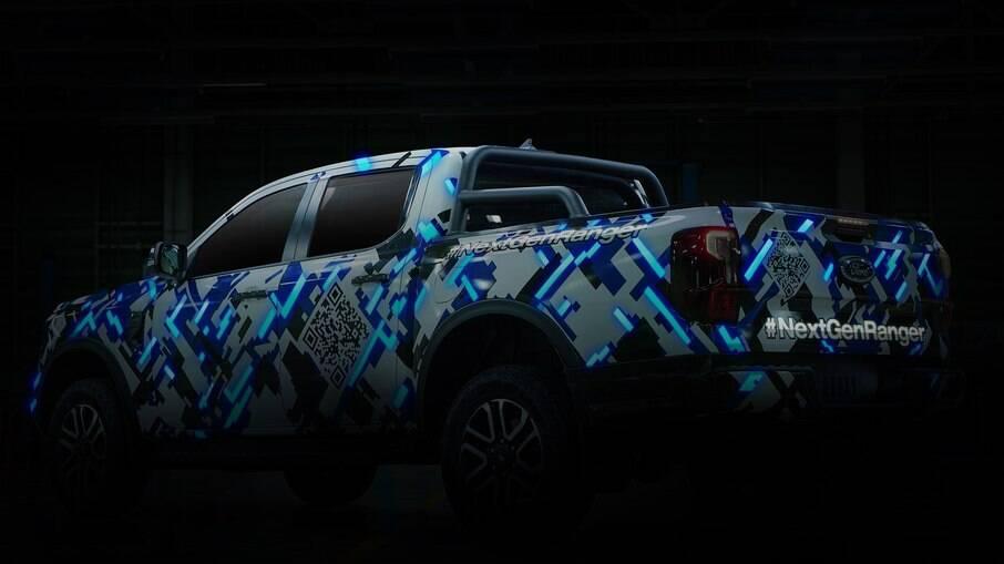 Próxima geração da Ranger será produzida em General Pacheco, na Argentina, a partir do ano que vem