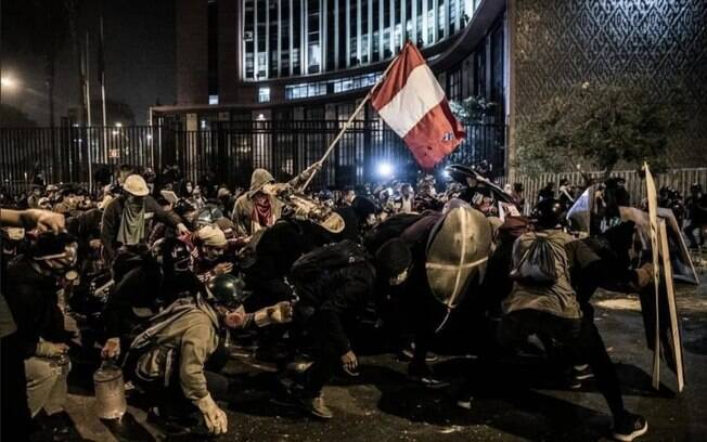 Mortes durante protestos fizeram presidente repensar ação policial