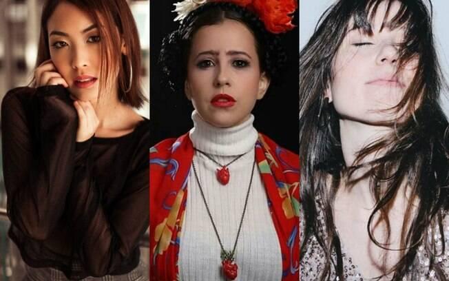 Ana Hikari, Maureen Miranda e Cinthia Duo