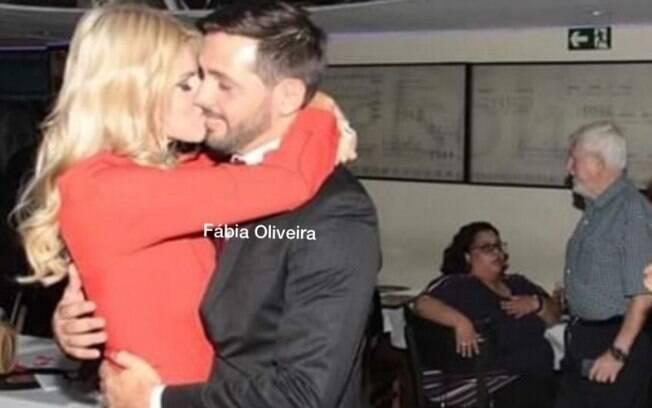 Ex-marido de Val Marchiori não gostou de saber que socialite divide mesmo teto que namorado